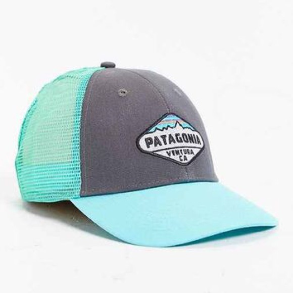 e6e0a756658 Patagonia Fitz Roy Crest LoPro Trucker Hat. M 5bc4eeb67386bcf1bce9eccd